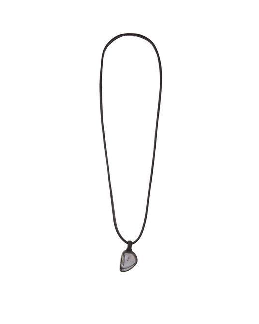 Eskandar - Onyx Pendant Necklace, Black - Lyst