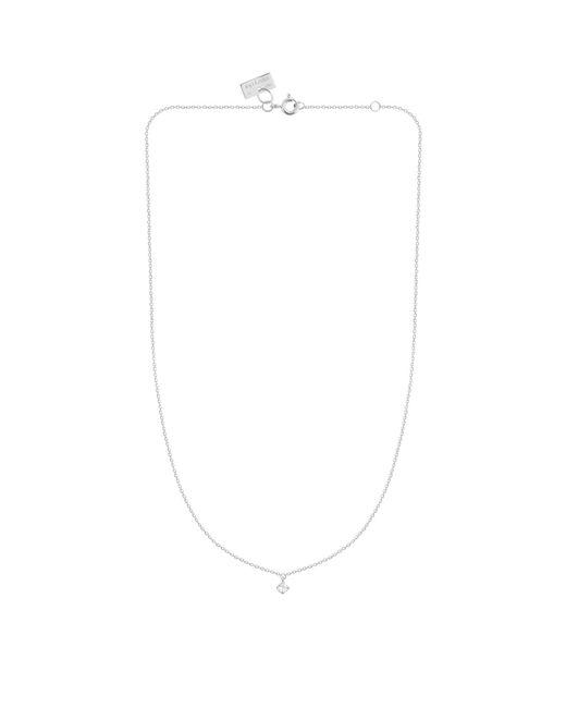 Vanrycke - White Gold Diamond Pendent Necklace - Lyst
