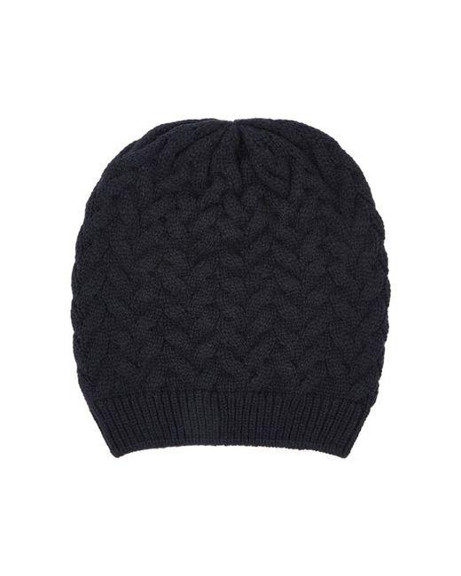 Lardini - Blue Textured-knit Alpaca-blend Beanie for Men - Lyst
