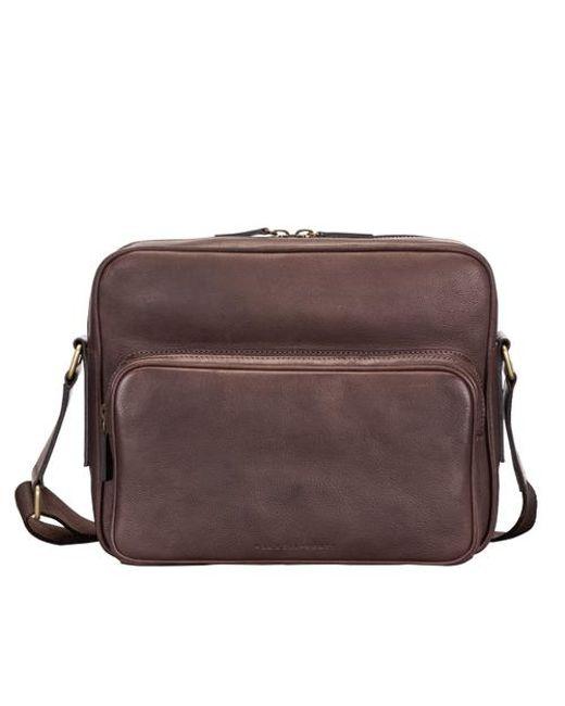 e382022c82 Maxwell Scott Bags - Men S Luxury Soft Brown Italian Leather Messenger for  Men - Lyst