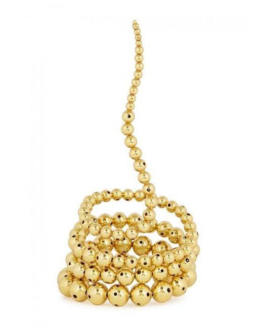 Paula Mendoza   Metallic Nereus Gold-plated Bracelet   Lyst