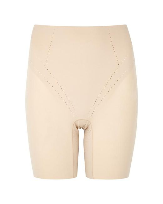 987d618fa8 Wacoal Shape Air Almond Shaping Shorts in Natural - Lyst