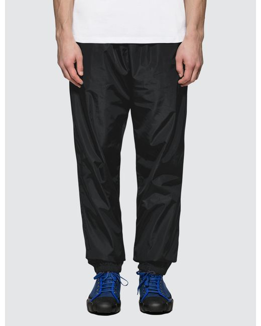37c8e63e8 Lyst - Moncler Genius 1952 Casual Pants in Black for Men