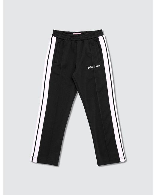 Palm Angels Black Classic Track Pants (kids) for men