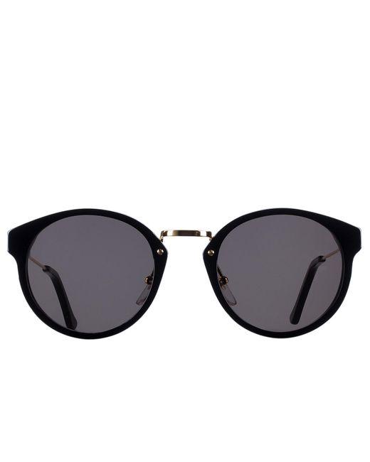 Retrosuperfuture Panamá Black Sunglasses