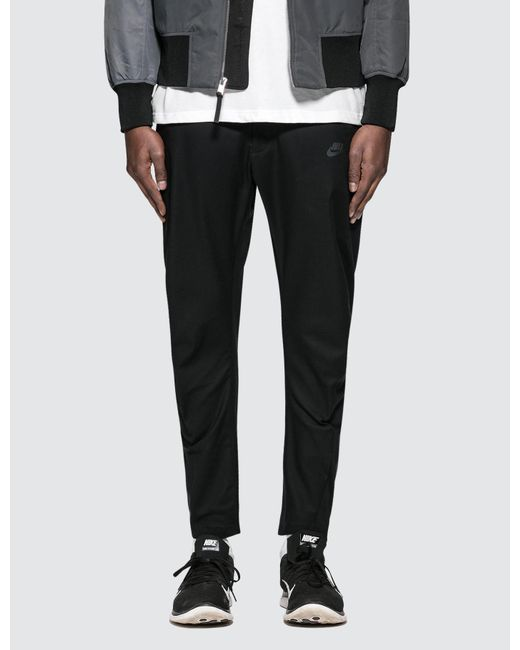 3578cf1833f8 Nike - Black Nsw Bnd Pants for Men - Lyst ...