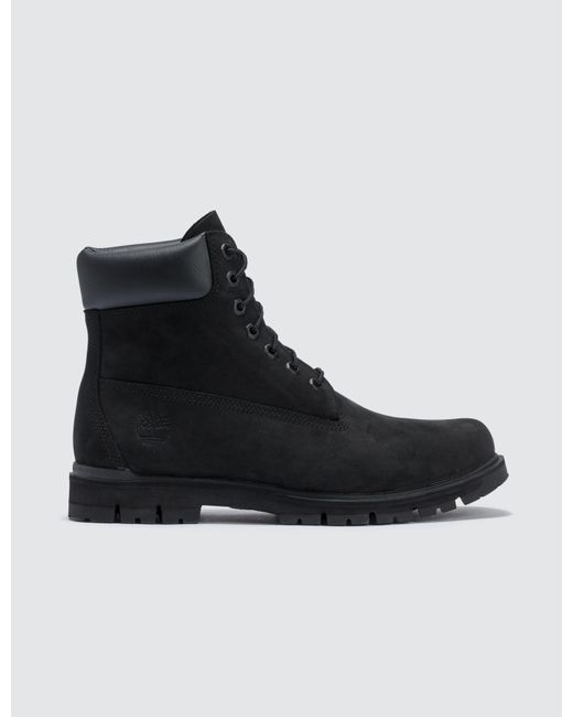 "Timberland Black "" Radford 6"""" Boot Wp"" for men"