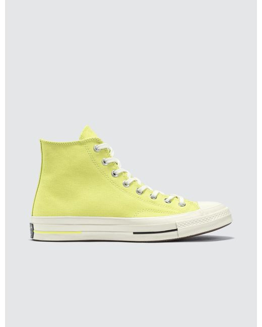 Converse - Yellow Chuck Taylor All Star 70 - Lyst