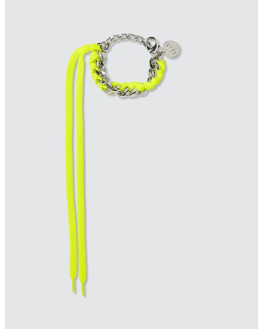 MM6 by Maison Martin Margiela Metallic Chain Bracelet