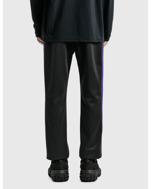 Needles Brown Tricot Track Pants for men