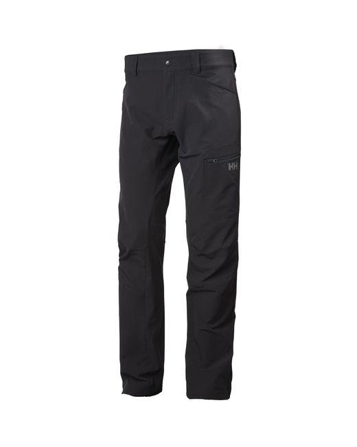 Helly Hansen Vanir Brono Hiking Trouser Black for men