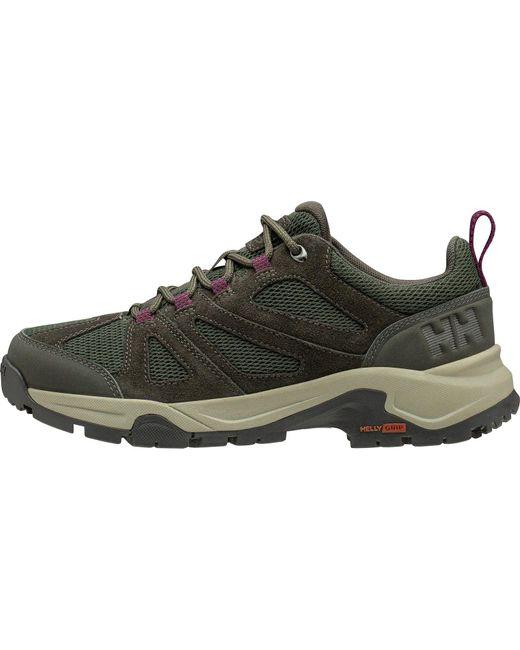 Helly Hansen Black Switchback Trail Airflow Hiking Boots 5.5