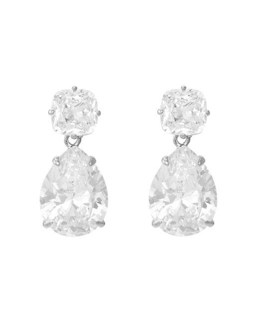 Henri Bendel   Metallic Gala Drop Earrings   Lyst