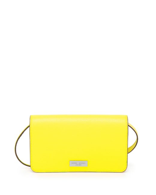 Henri Bendel - Yellow West 57th Xl Smartphone Case Crossbody - Lyst