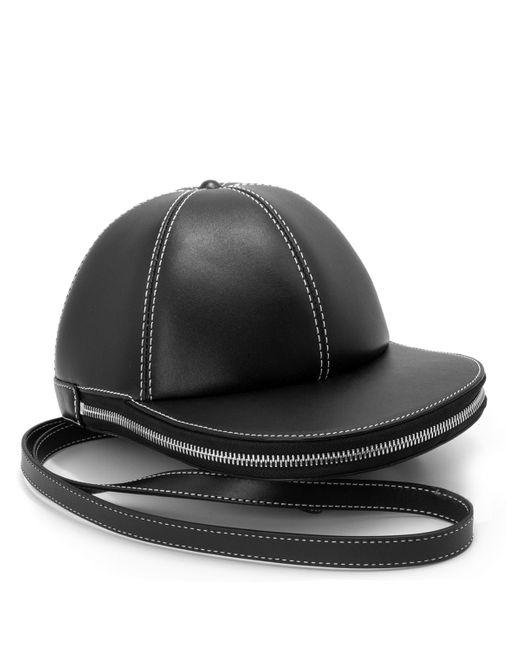 J.W. Anderson Black Cap Bag for men