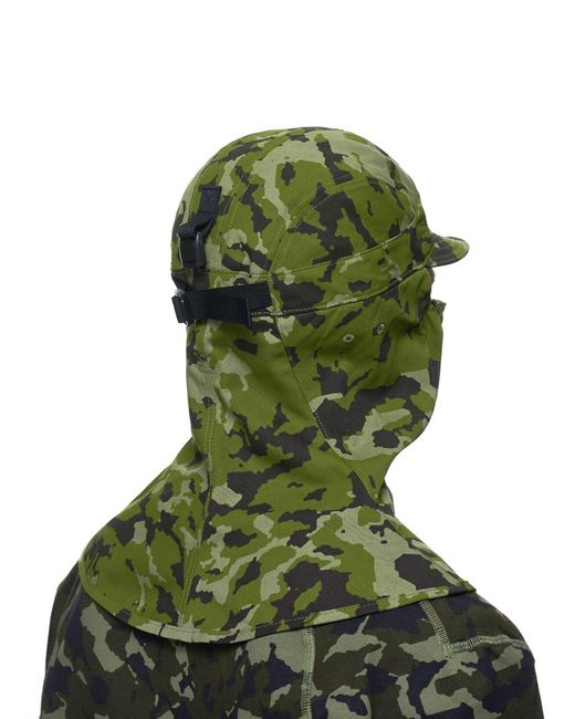 c5cd6acca Men's Green Camo Balaclava Cap