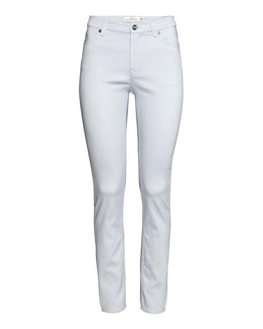 H&M Gray Superstretchhose in 7/8-Länge