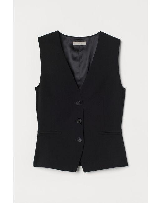 H&M Black Anzuggilet