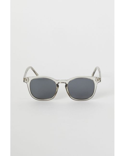 a3826a7459dc Lyst - H&M Polarized Sunglasses in Gray for Men