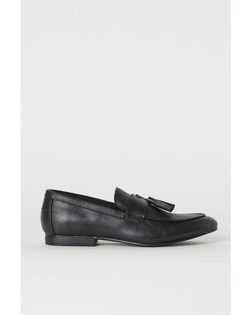H&M Loafer in Black für Herren
