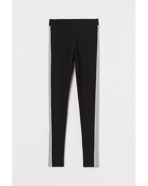 H&M Black Leggings