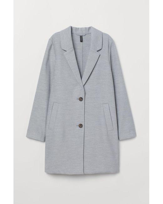 H&M Gray Short Coat