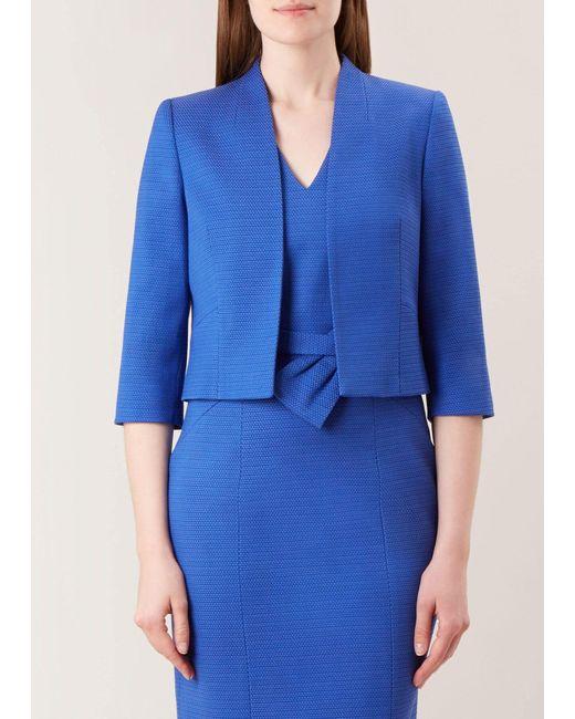 Hobbs Blue Mary Jacket
