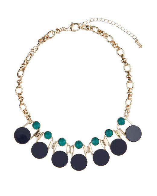 Hobbs | Blue Tilda Necklace | Lyst