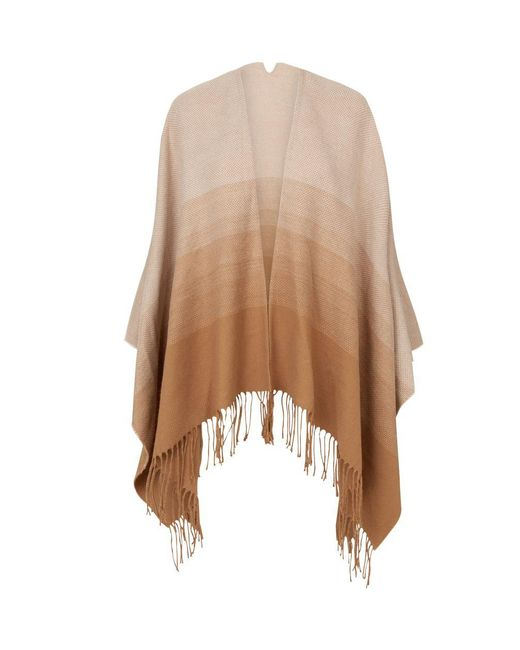 Hobbs | Natural Catherine Ombre Wrap | Lyst