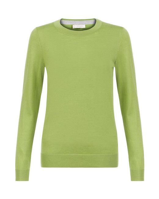 Hobbs | Green Penny Sweater | Lyst
