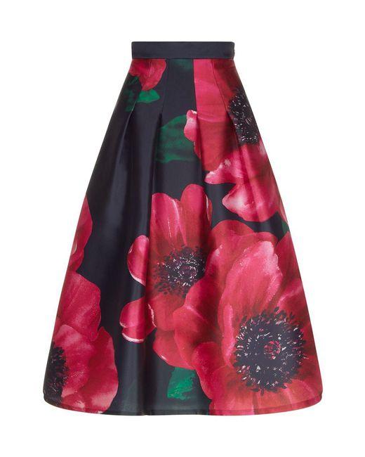 Hobbs - Multicoloured 'hermione' Skirt - Lyst