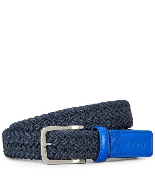 Cintura da Uomo di Hogan in Blu - Lyst