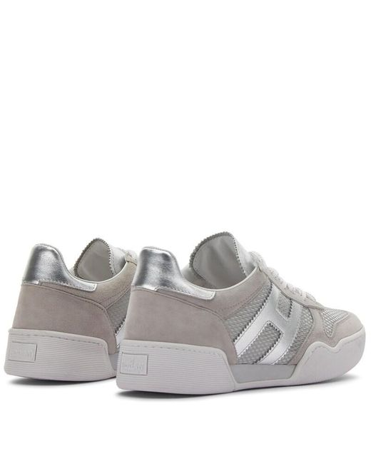 Hogan Gray Sneakers H357