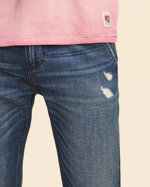 hollister dark jeans for men - photo #45