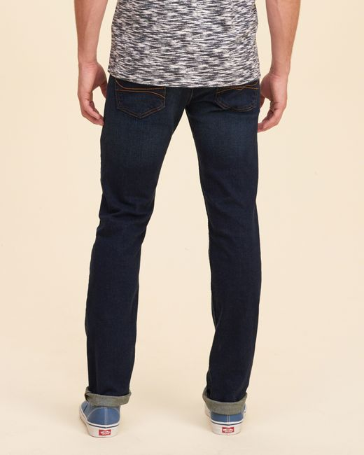 hollister dark jeans for men - photo #41