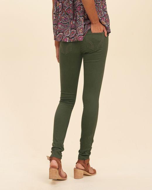 hollister school pants - photo #48