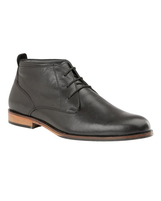 Lotus | Black Colworth Chukka Boots for Men | Lyst
