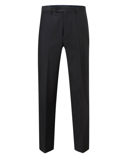 Skopes | Black Milmoor Wool Trouser for Men | Lyst