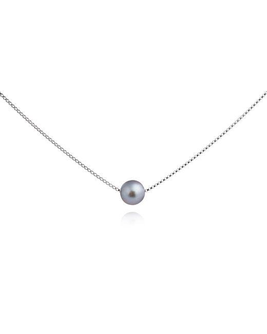 Jersey Pearl - Metallic Freshwater Pearl Pendant - Lyst