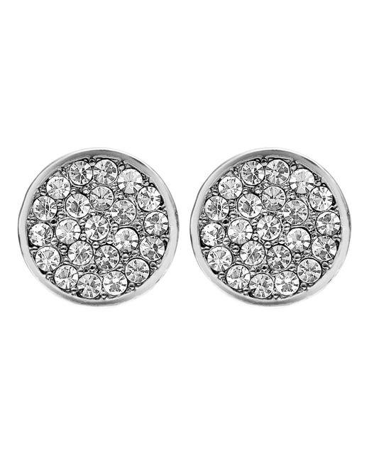 Dyrberg/Kern | Metallic Maira Crystal Earrings | Lyst