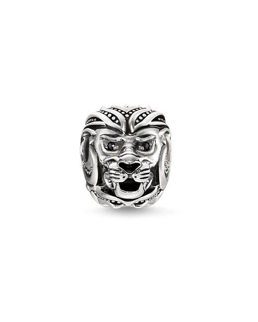 Thomas Sabo - Multicolor Lion`s Head Karma Bead - Lyst