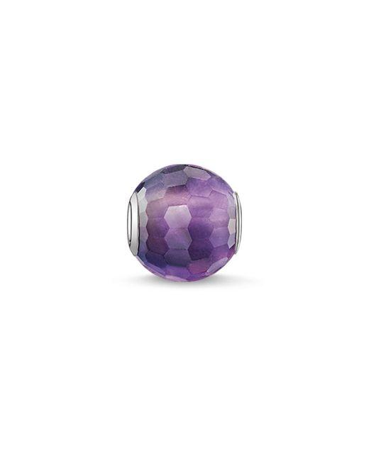 Thomas Sabo | Purple Karma Beads Amethyst Bead | Lyst