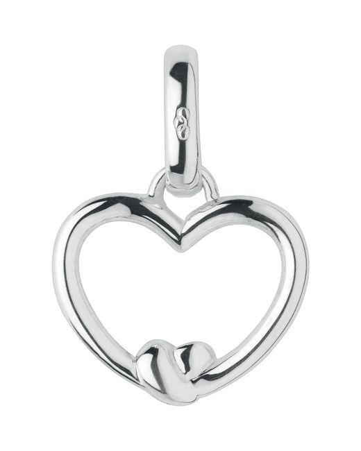 Links of London | Metallic Tie The Knot Heart Charm | Lyst