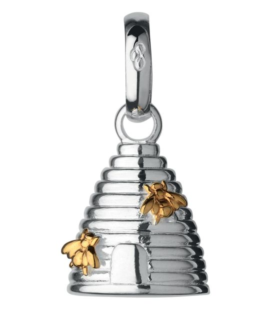 Links of London | Metallic Bee Happy Charm | Lyst