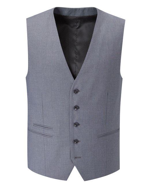Skopes - Gray Sharpe Waistcoat for Men - Lyst