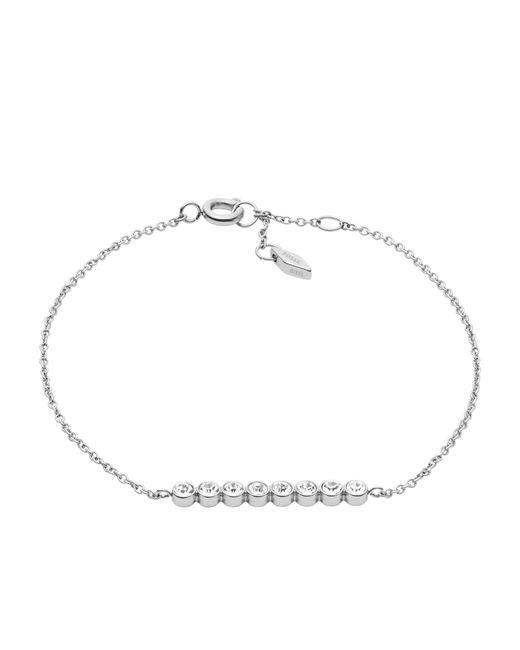 Fossil | Metallic Jf02585040 Ladies Bracelet | Lyst