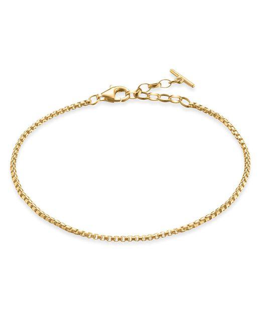 Thomas Sabo - Metallic Love Coin Chain Bracelet - Lyst