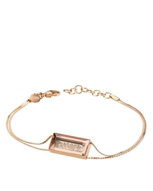 Storm | Metallic Bazelle Bracelet Rose Gold | Lyst