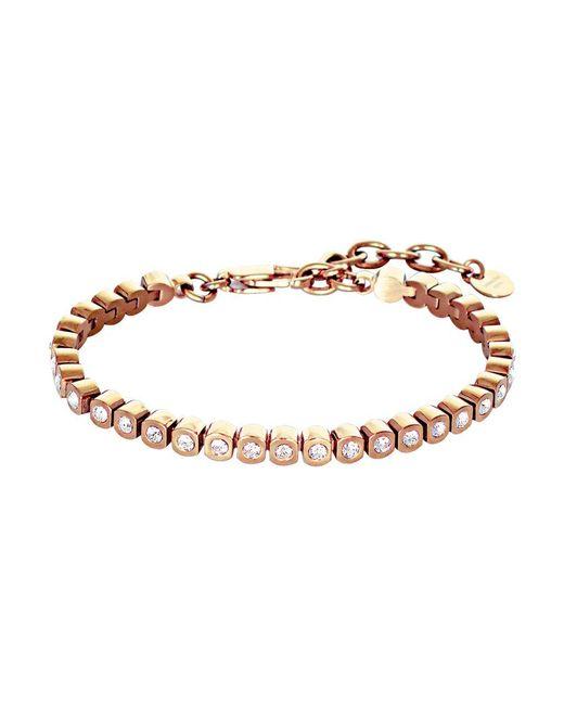 Dyrberg/Kern | Multicolor Dk334741 Cony Rg Crystal Bracelet | Lyst