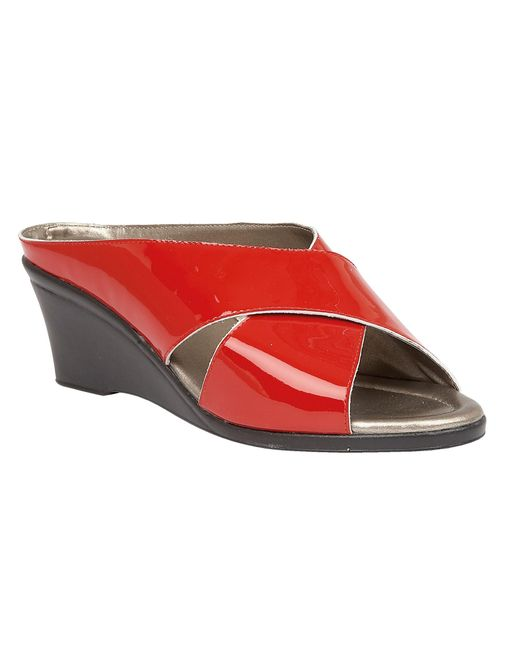 Lotus - Red Trino Casual Sandals - Lyst